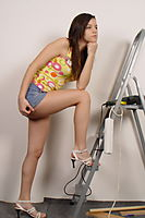 So Tiny Tight Slim And Teen - Picture 11
